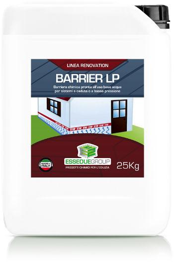 Barrier LP